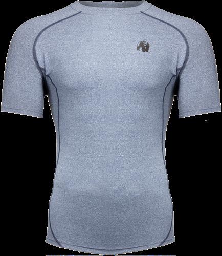 Lewis T-shirt - Light Blue