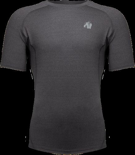 Lewis T-shirt - Donkergrijs
