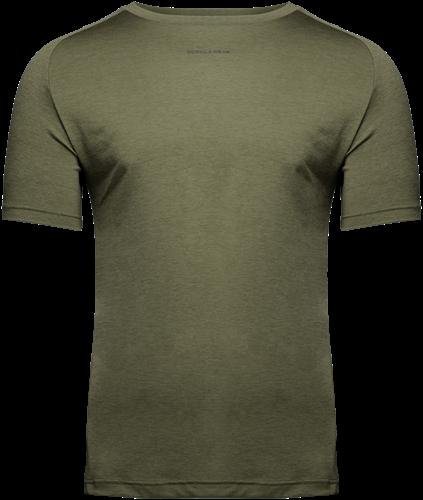 Taos T-shirt - Legergroen