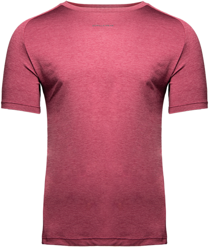 Taos T-Shirt - Bordeaux Rood
