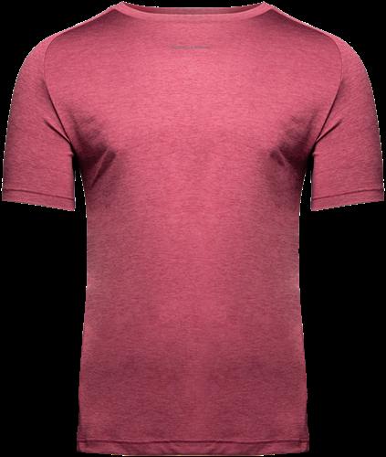 Taos T-Shirt - Burgundy Red