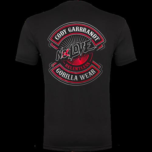 Cody T-shirt - Zwart