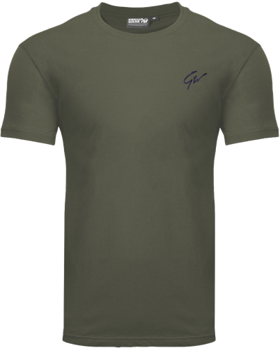 Johnson T-shirt - Legergroen
