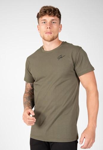 Johnson T-shirt - Legergroen