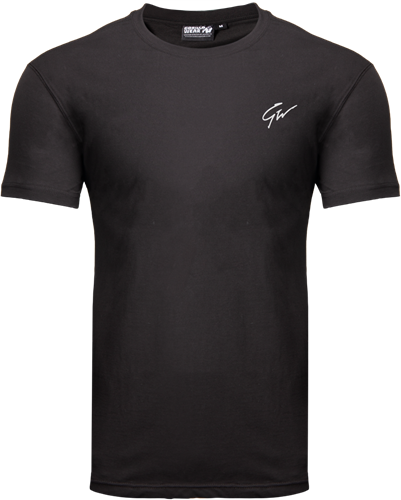 Johnson T-shirt - Zwart