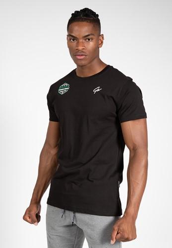 Kamaru Usman T-shirt - Zwart