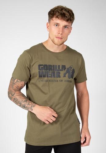 Classic T-shirt - Legergroen