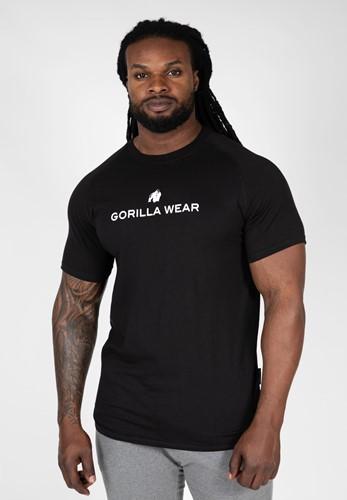 Davis T-Shirt - Zwart
