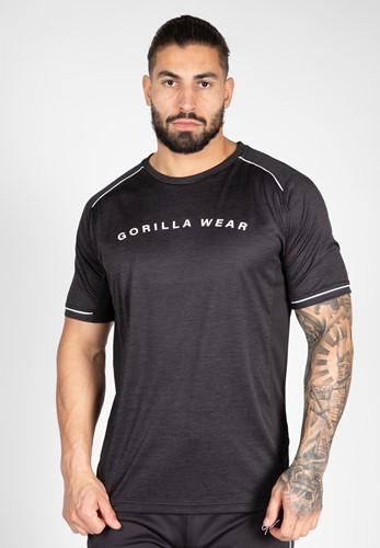 Fremont T-Shirt - Zwart/Wit