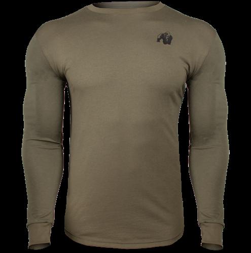 Williams Long Sleeve - Army Green