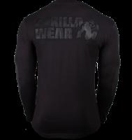 Williams Lange Mouwen - Zwart-2