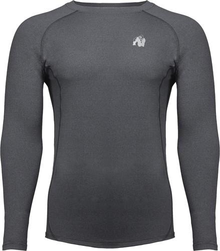 Rentz Long Sleeve - Dark Gray