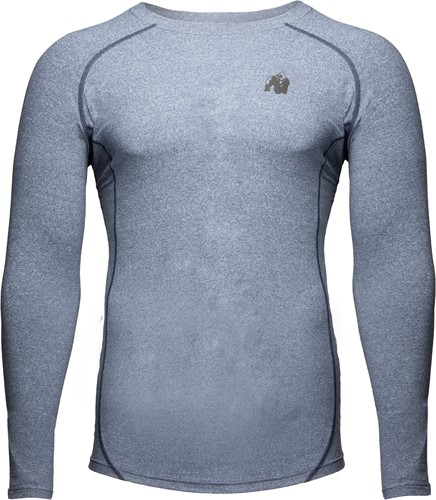 Rentz Long Sleeve - Light Blue