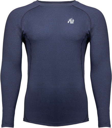 Rentz Long Sleeve - Marineblauw