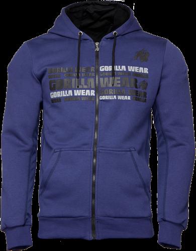 Bowie Mesh Vest - Marineblauw - 4XL