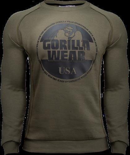 Bloomington Crewneck Sweatshirt - Army Green