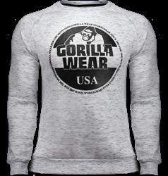 Bloomington Crewneck Sweatshirt - Mixed Gray