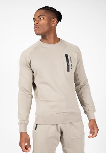 Newark Sweatshirt - Beige
