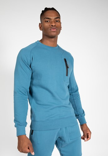 Newark Sweater - Blue