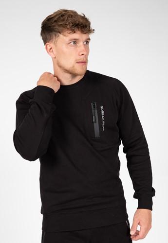 Newark Sweatshirt - Zwart