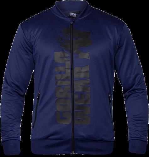 Ballinger Trainingsjas - Marine Blauw/Zwart
