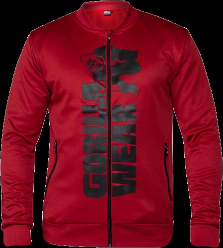 Ballinger Trainingsjas - Rood/Zwart
