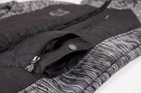 Paxville Jacket - Black/Gray - Detail