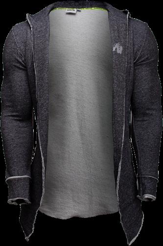 Bolder Sweat Jacket - Zwart