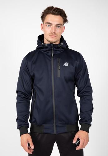 Glendale Softshell Jacket - Navy