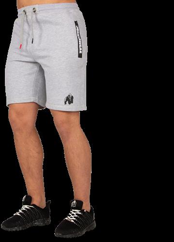 Pittsburgh Sweat Shorts - Grijs