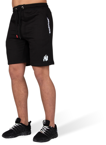 Pittsburgh Sweat Shorts - Black