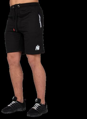 Pittsburgh Sweat Shorts - Zwart