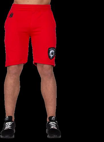 Los Angeles Sweat Shorts - Rood-3