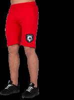 Los Angeles Sweat Shorts - Rood