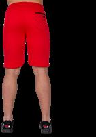 Los Angeles Sweat Shorts - Rood-2