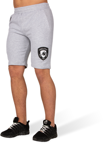 Los Angeles Sweat Shorts - Grijs