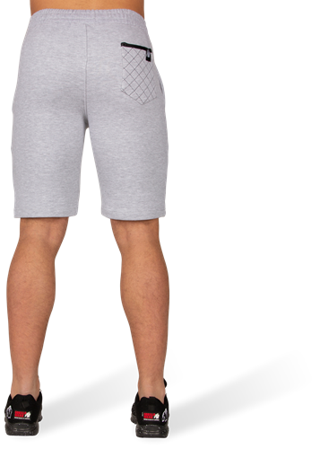 Los Angeles Sweat Shorts - Grijs-2