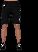Los Angeles Sweat Shorts - Zwart-3