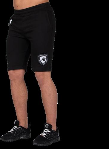 Los Angeles Sweat Shorts - Zwart