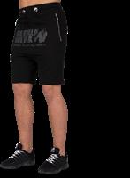 Alabama Drop Crotch Shorts - Zwart