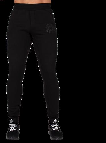 Saint Thomas Sweatpants - Black-3