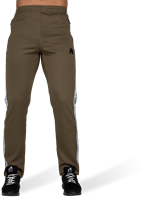 Wellington Track Pants - Olive Green-3