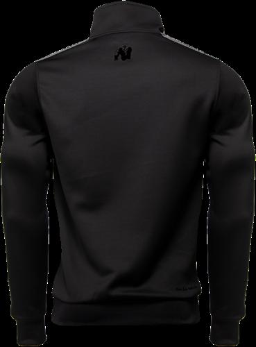 Wellington Track Jacket - Zwart -2