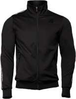 Wellington Track Jacket - Black