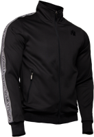 Wellington Track Jacket - Black-3