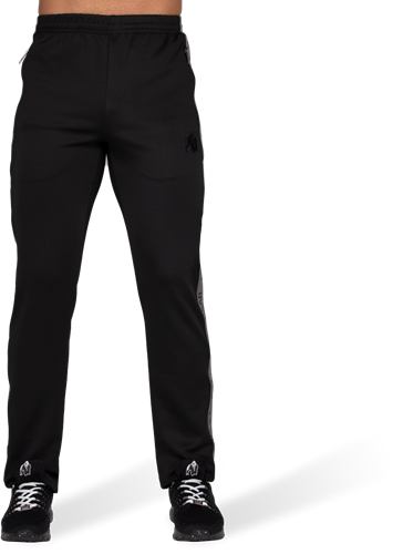Wellington Track Pants - Black-3