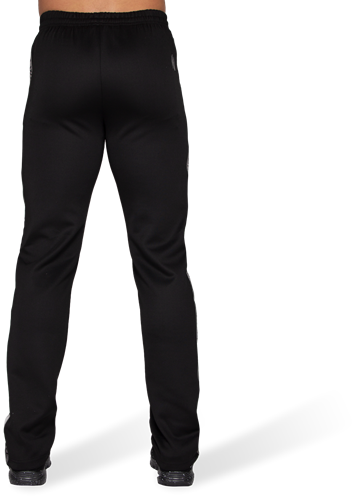 Wellington Track Pants - Black-2