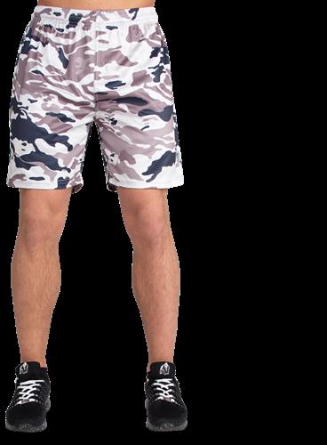 Kansas Shorts - Beige Camo-2