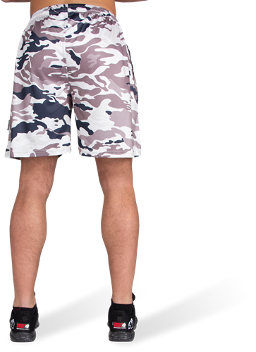 Kansas Shorts - Beige Camo-3
