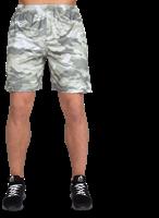 Kansas Shorts - Army Green Camo